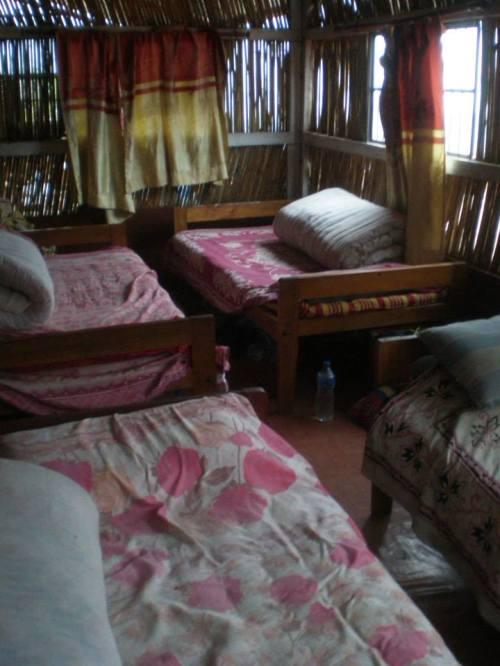 Cabaña Nepal