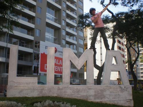 Nacho Dean en Lima