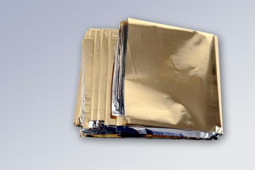 Oro  Plata' Relags, manta de emergencia 2