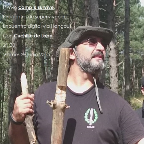 Hangout con Cuchillo de Lobo