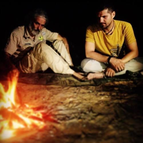 En el Draa en el corazón del sahara