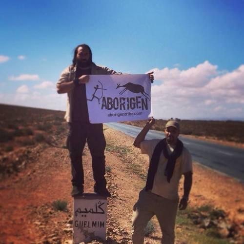 La llegada a Guel Mim, muy pronto a su destino!!! Podréis seguir esta expedición en el grupo Expedición Aborigen DRAA. Maykol Garcia , Guayre De Tamarán , Javier Gorines y Daniel Argüello Vallejo .
