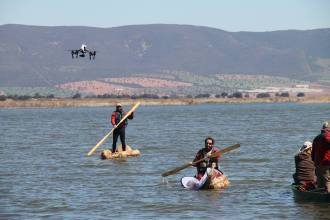 Air Drone View! batallando junto a los Navegantes sin cansancio!