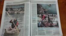 Periódico La Tribuna.