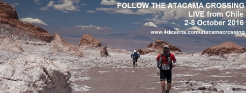 Follow the race LIVE from the Atacama Desert in Chile!