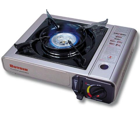 Cocina en cualquier parte con la cocina de gas port til for Cocina electrica portatil