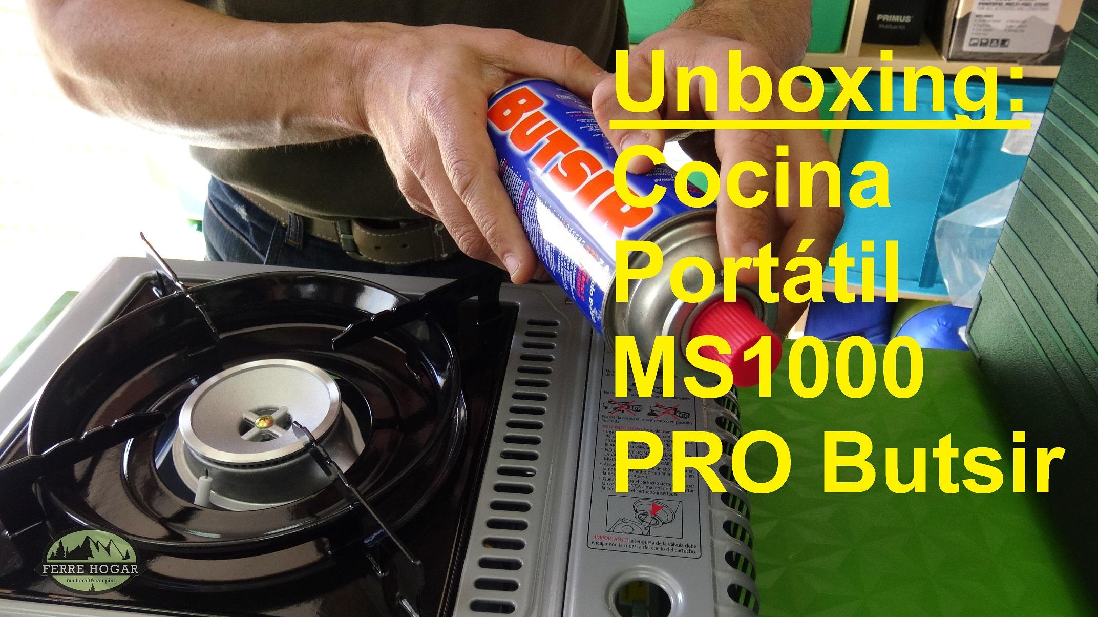 Dsc00911 ferrehogar for Cocina de gas portatil